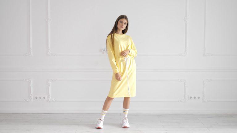 Реклама одежды