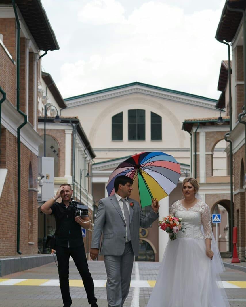 Как снять свадьбу