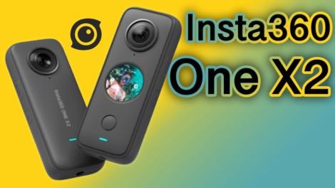 Insta 360 One X2 монтаж в Davinci Resolve Premiere Pro качество съемки